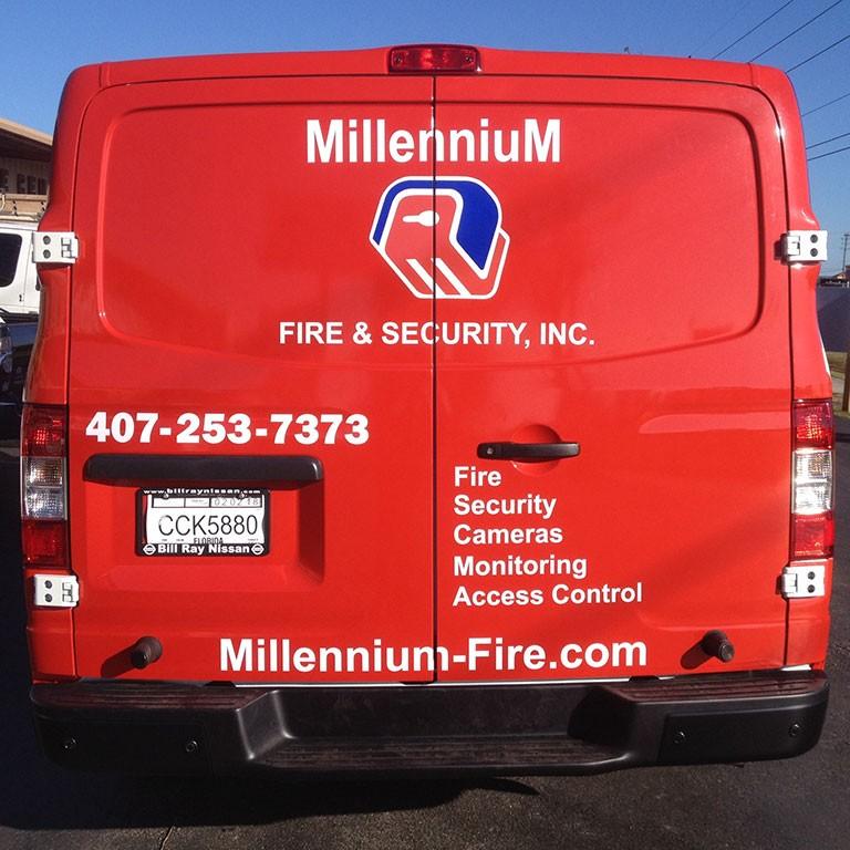 Vehicle Wrap Company Orlando