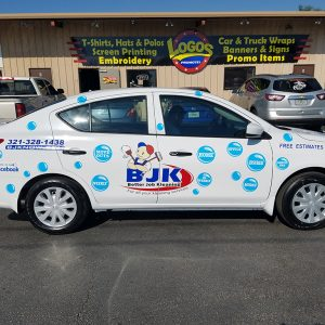 Vehicle Wraps Orlando